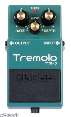 Boss tremelo pedal